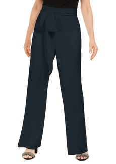 Adrianna Papell Belted Wide-Leg Pants