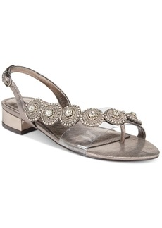 Adrianna Papell Daisy Evening Sandals Women's Shoes