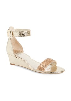 Adrianna Papell Evie Wedge Sandal (Women)