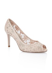 Adrianna Papell Frances Peep Toe Pump (Women)
