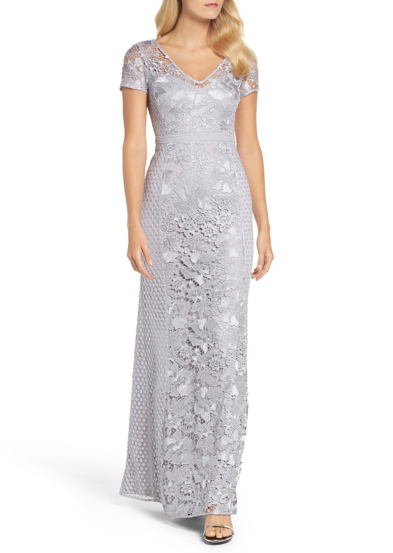 Adrianna Papell Adrianna Papell Guipure Lace Mermaid Gown | Dresses