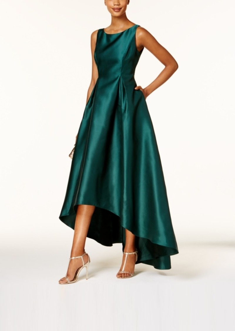Adrianna Papell Adrianna Papell High-Low Ball Gown   Dresses