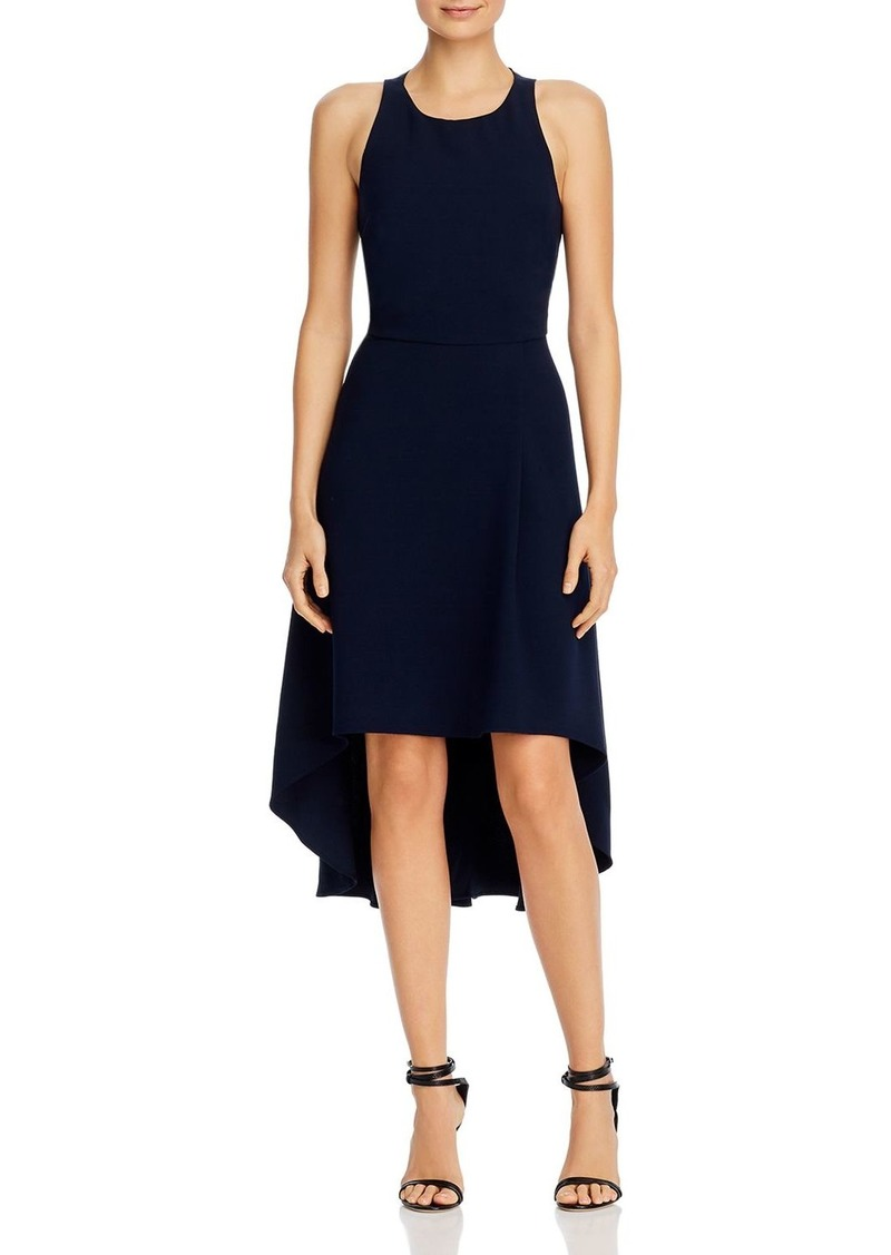 Adrianna Papell High/Low Dress
