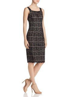 Adrianna Papell Jade Lace Dress