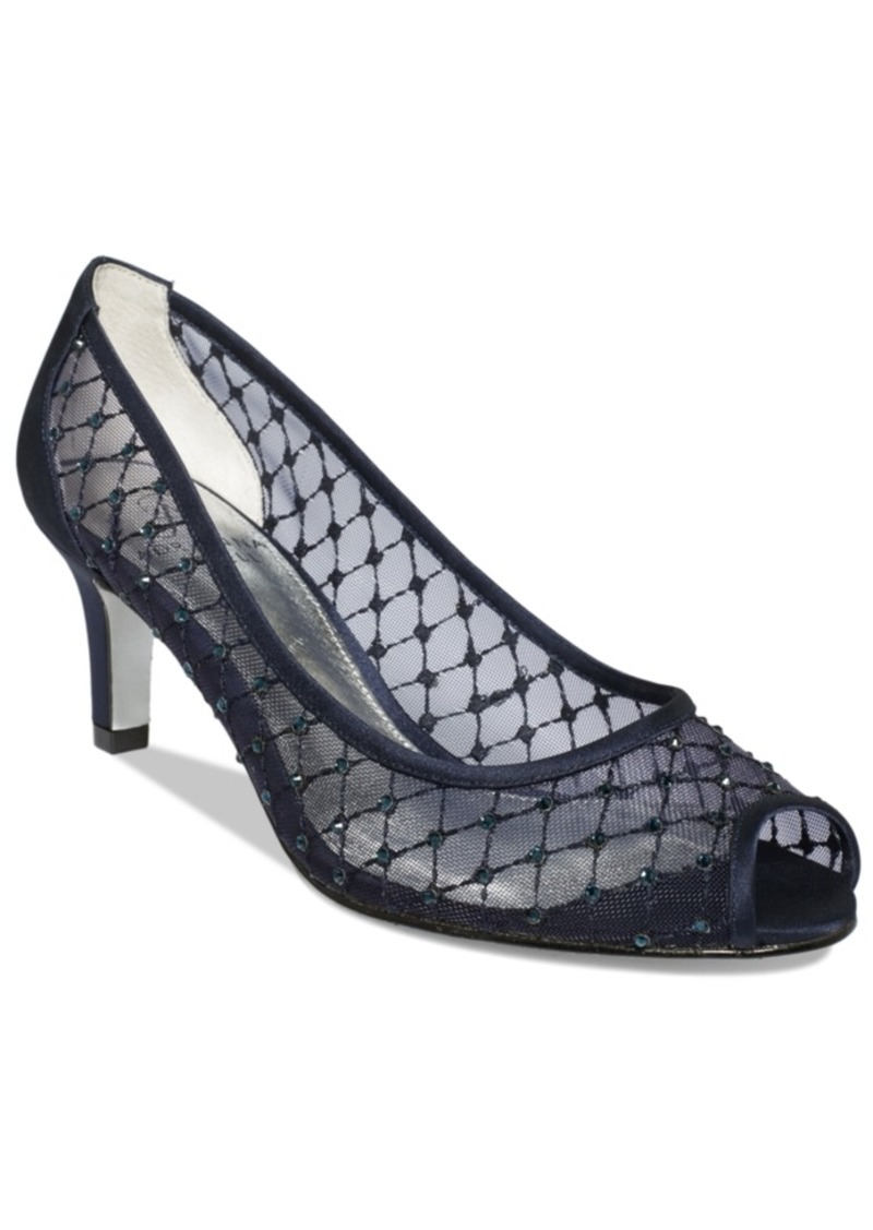 Adrianna Papell Jamie Evening Pumps Women's Shoes