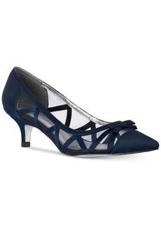 Adrianna Papell Lana Evening Pumps Women's Shoes