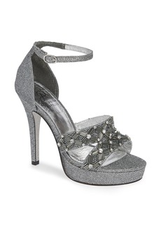 Adrianna Papell Marietta Platform Ankle Strap Sandal (Women)
