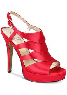 Adrianna Papell Marlene Platform Evening Sandals Women's Shoes