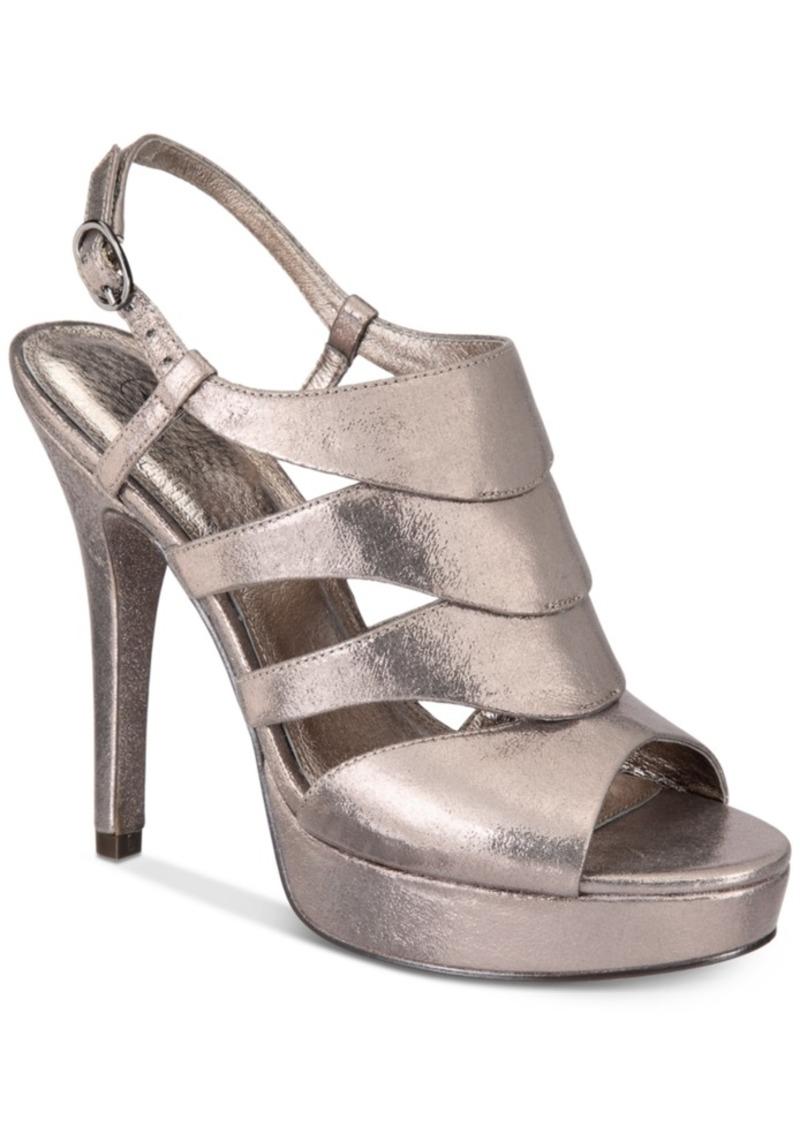 0ad2a196ff41 Adrianna Papell Adrianna Papell Marlene Platform Evening Sandals ...