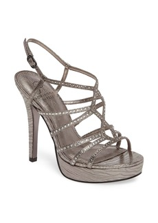 Adrianna Papell Miranda Embellished Platform Sandal (Women)