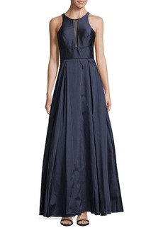 Adrianna Papell Radiant Floor-Length Gown