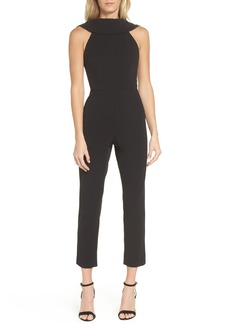 Adrianna Papell Roll Neck Jumpsuit