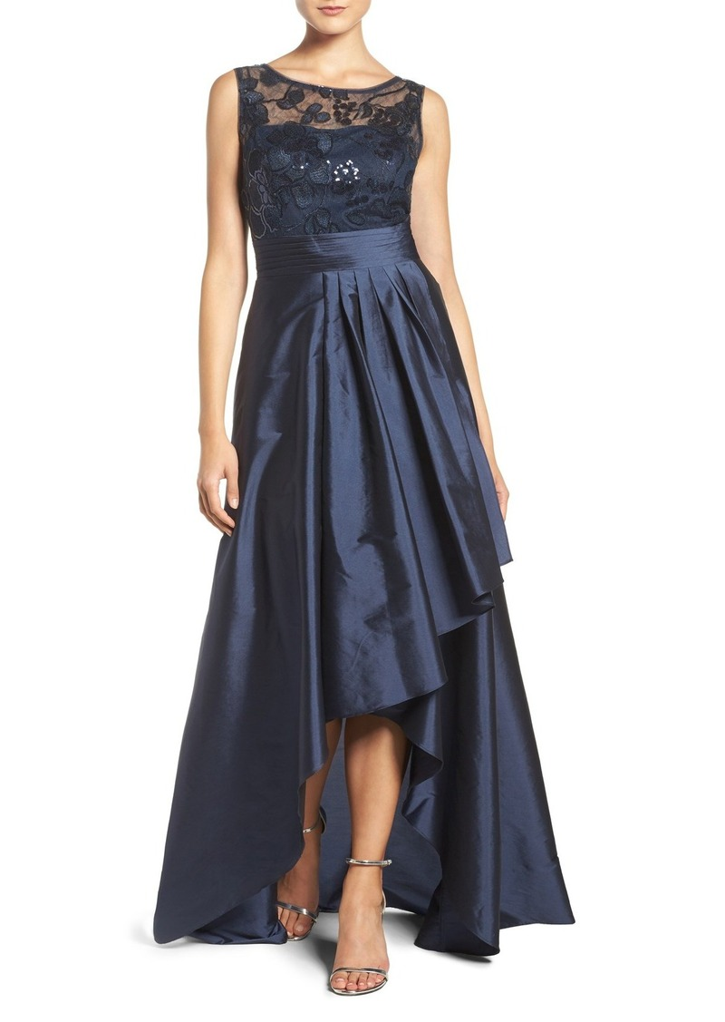 c1fc4848b0ccdf On Sale today! Adrianna Papell Adrianna Papell Sequin Lace & Taffeta ...