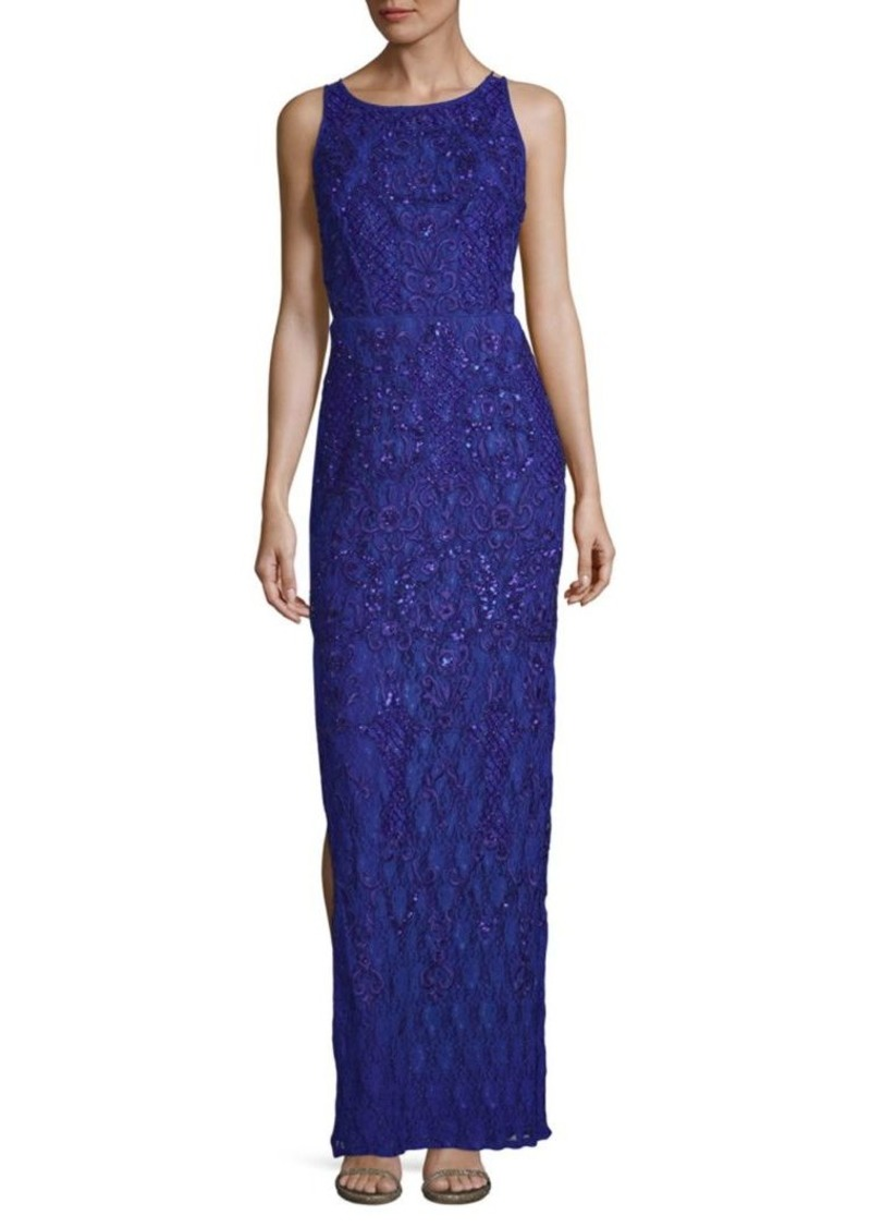 Adrianna Papell Adrianna Papell Sleeveless Beaded Gown | Dresses ...
