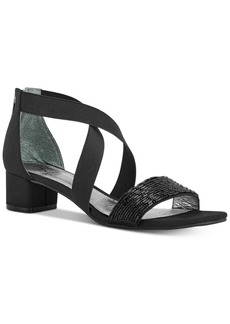 Adrianna Papell Teagan Evening Sandals Women's Shoes