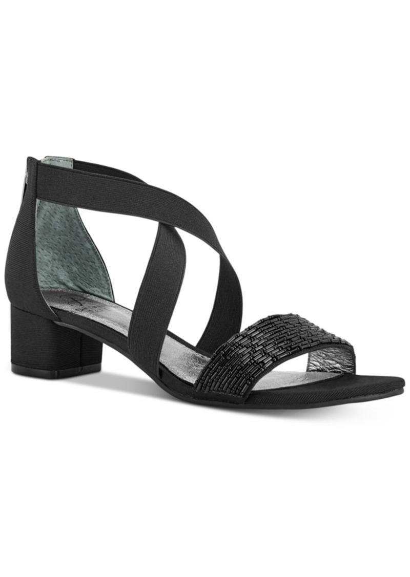 Adrianna Papell Teagan Evening Sandals Women's Shoes