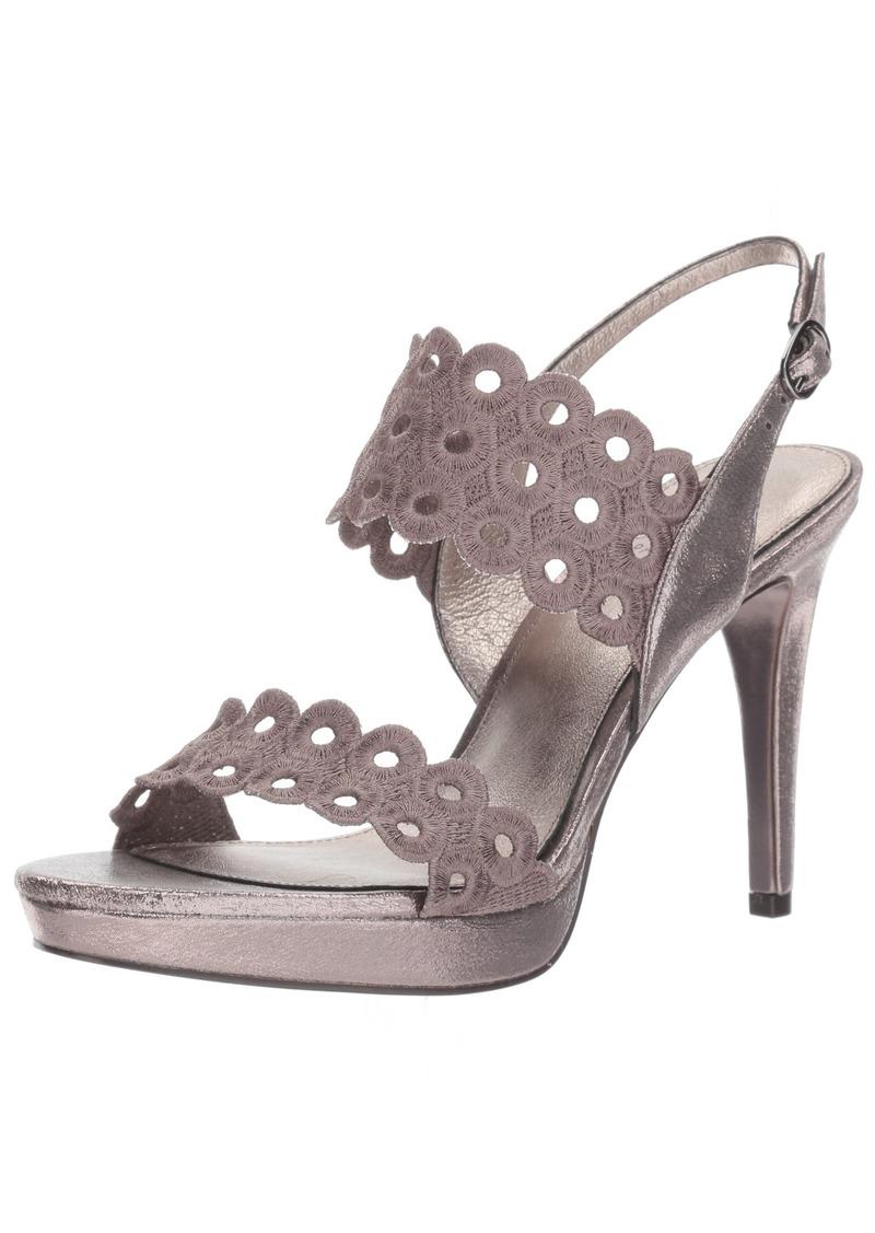 Adrianna Papell Women's Adia Heeled Sandal  10 Medium US