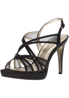 Adrianna Papell Women's Adri Heeled Sandal   M US
