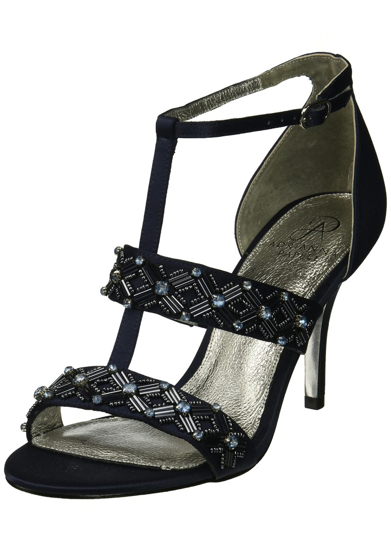 Adrianna Papell Women's Amabel Heeled Sandal   M US