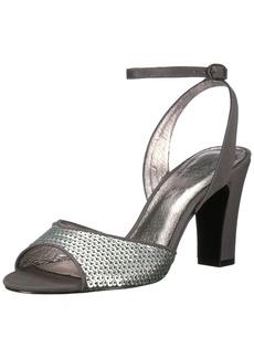 Adrianna Papell Women's Astrid Heeled Sandal  9.5 Medium US