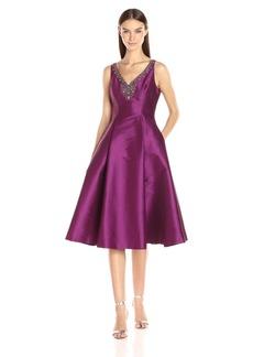 Adrianna Papell Women's Casablanca Sleeveless Dress