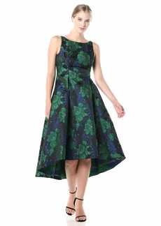 Adrianna Papell Women's Charmed Floral Fit and Flare