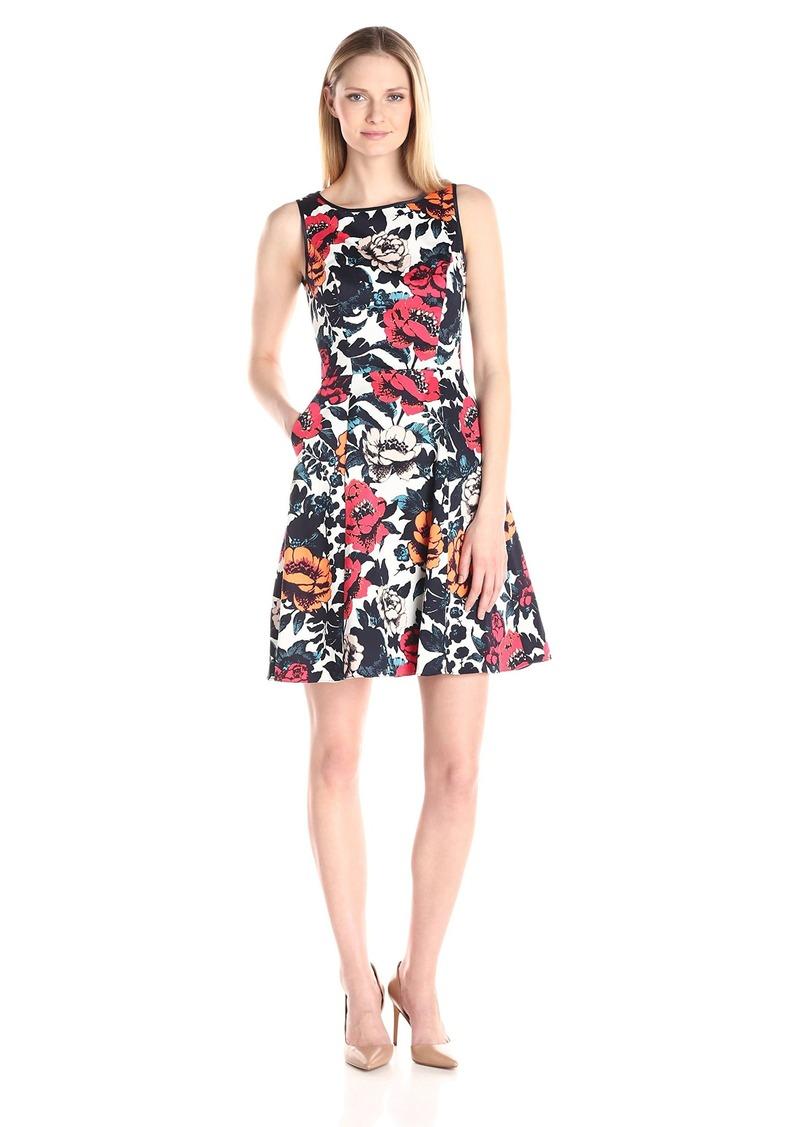 Adrianna Papell Women's Cutaway Dress