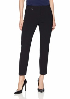 Adrianna Papell Women's Double Weave Pant