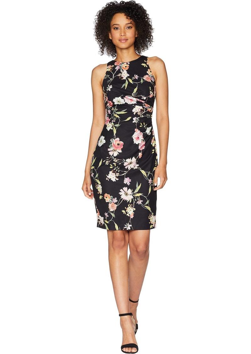 Adrianna Papell Women's Eternal Blooms Printed Sheath Dress