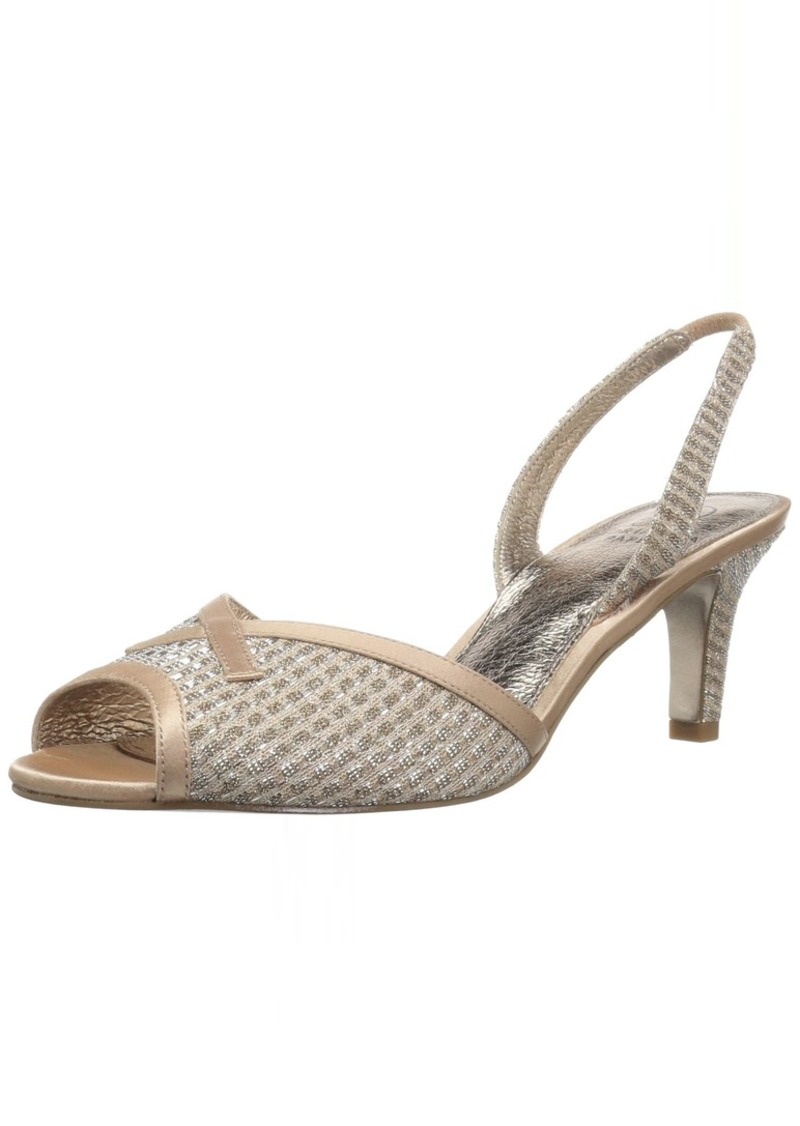 Adrianna Papell Women's Jolene Heeled Sandal shea  M US