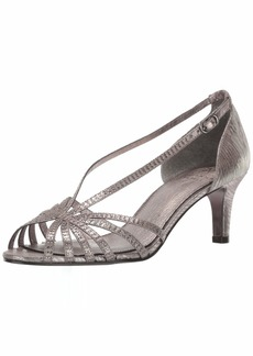 Adrianna Papell Women's Judy Heeled Sandal   M US