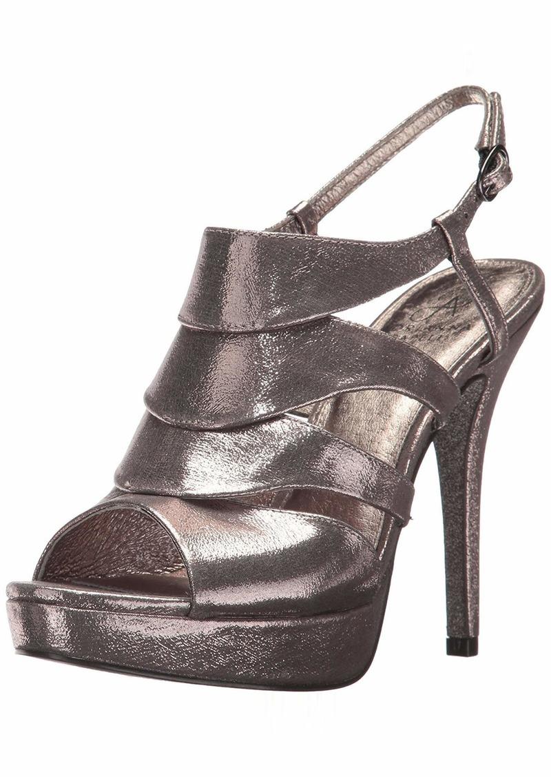 Adrianna Papell Women's Marlene Heeled Sandal   Medium US