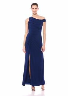 Adrianna Papell Women's Matte Jersey Dress