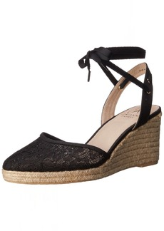 Adrianna Papell Women's Penny Espadrille Wedge Sandal  7 UK/ M US