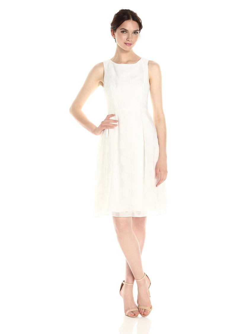Adrianna Papell Women's Polka Dot Dress