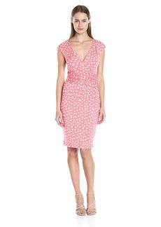 Adrianna Papell Women's Printed Dress