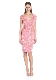 Adrianna Papell Women's Printed Dress