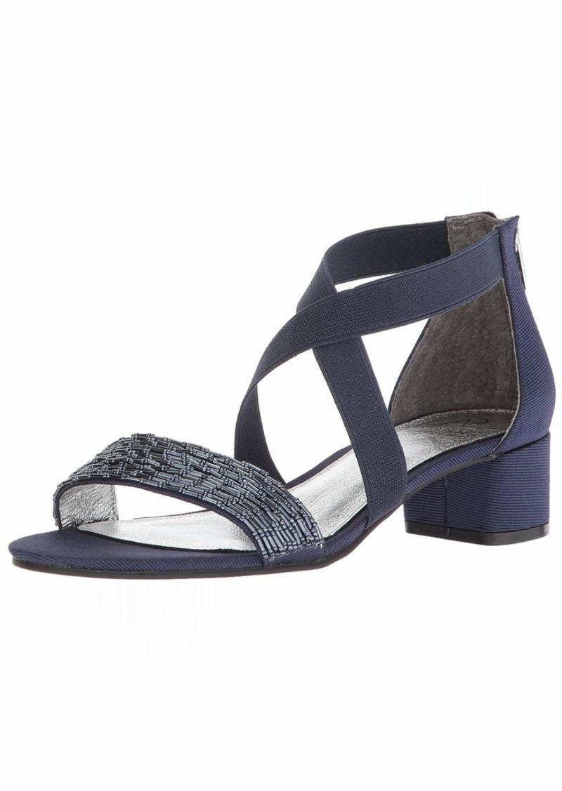 Adrianna Papell Women's Teagan Sandal   M US