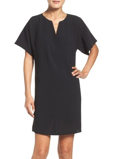 Adrianna Papell Woven Tunic Dress
