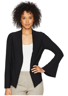 Adrianna Papell Crepe Knit Jacket
