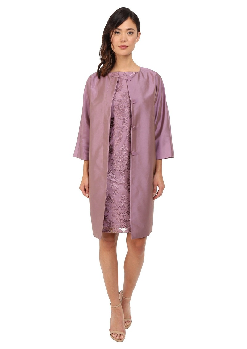 Adrianna Papell Jacket and Sheath Dress