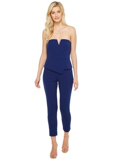 Adrianna Papell Knit Crepe Jumpsuit