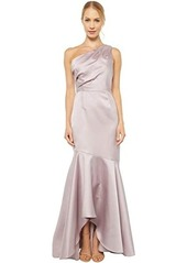 Adrianna Papell Mikado Long Gown