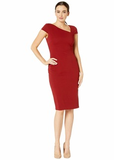 Adrianna Papell Ottoman Sheath Dress