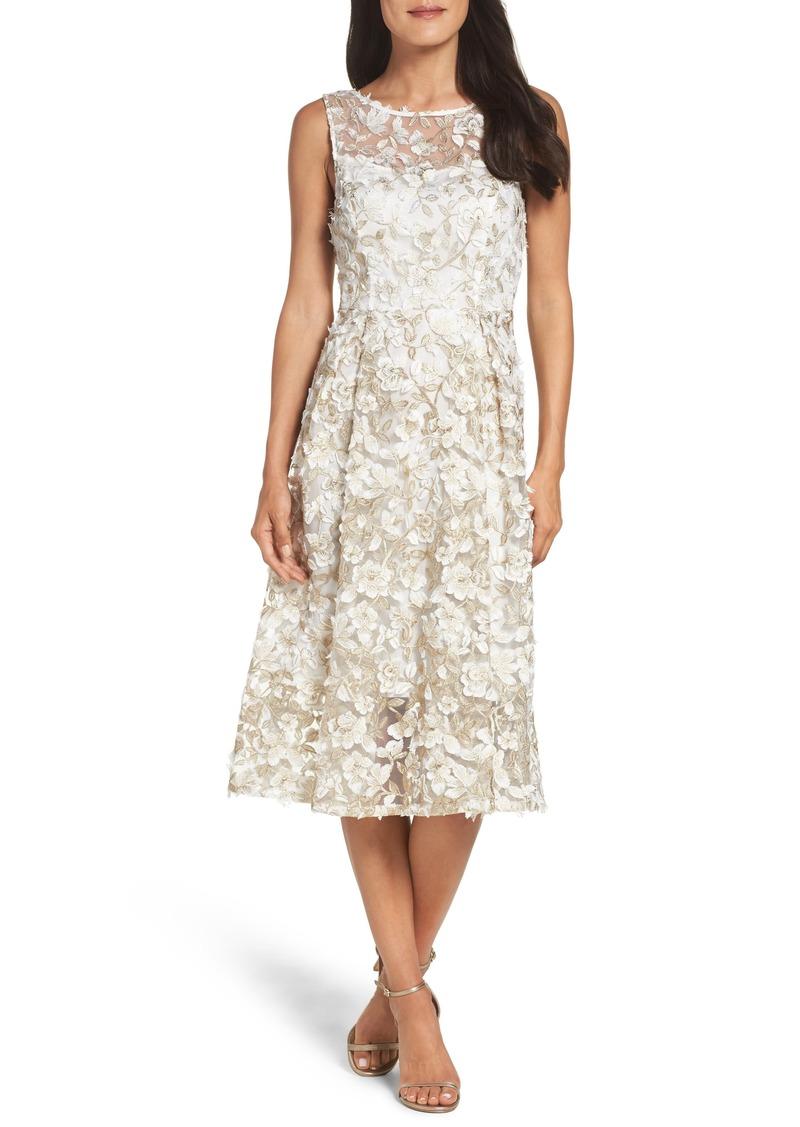 Women's Adrianna Papell Midi Dress