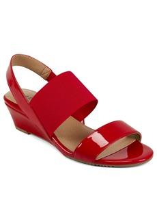 Aerosoles Alma Banded Wedge Women's Shoes