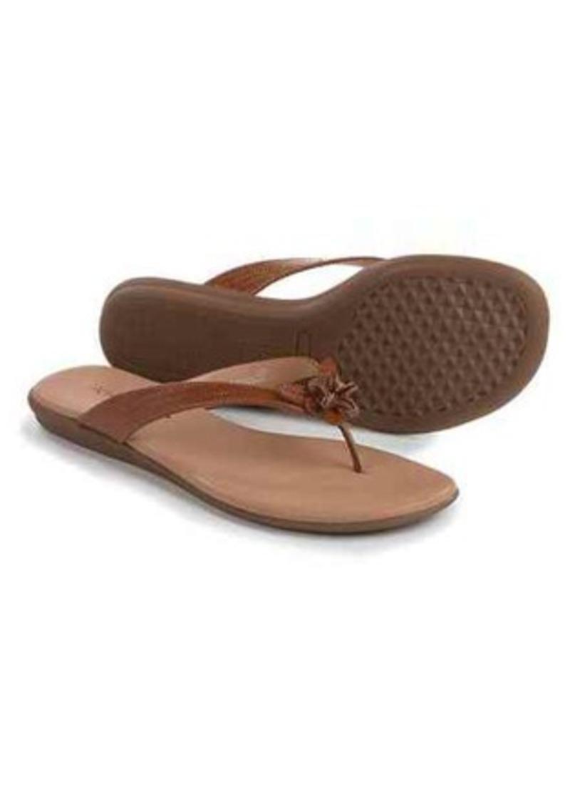 f436a61c5ea0 Aerosoles Aerosoles Branchlet Flip-Flops - Vegan Leather (For Women ...
