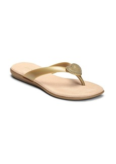 "Aerosoles® ""Chlose At Heart"" Thong Sandals"
