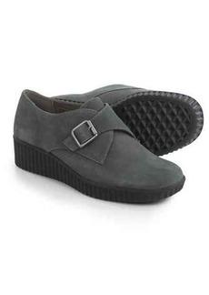 Aerosoles Columbia Wedge Shoes - Nubuck, Slip-Ons (For Women)