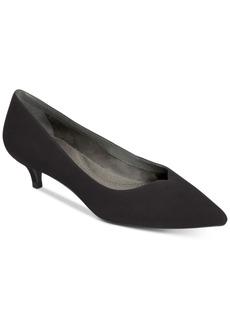 Aerosoles Dress Code Kitten-Heel Pumps Women's Shoes